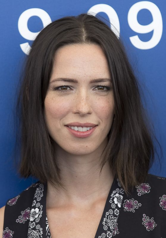 Rebecca Hall– Jury photocall at the Venice International Film Festival 08/30/2017
