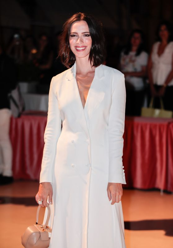 Rebecca Hall – Opening Ceremony Dinner, 74th Venice Film Festival 08/30/2017