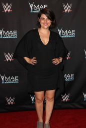 "Rebekka Johnson – WWE Presents ""Mae Young Classic Finale"" in Las Vegas 09/12/2017"