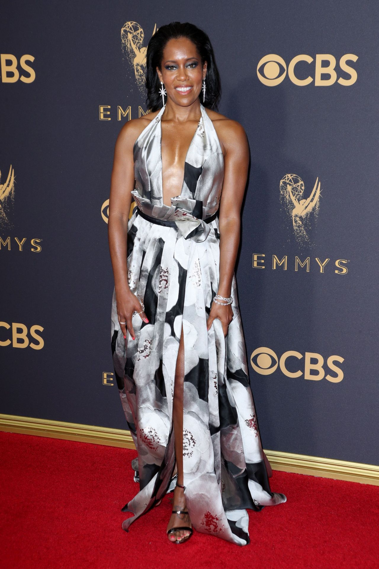 Regina King Emmy Awards In Los Angeles 09 17 2017