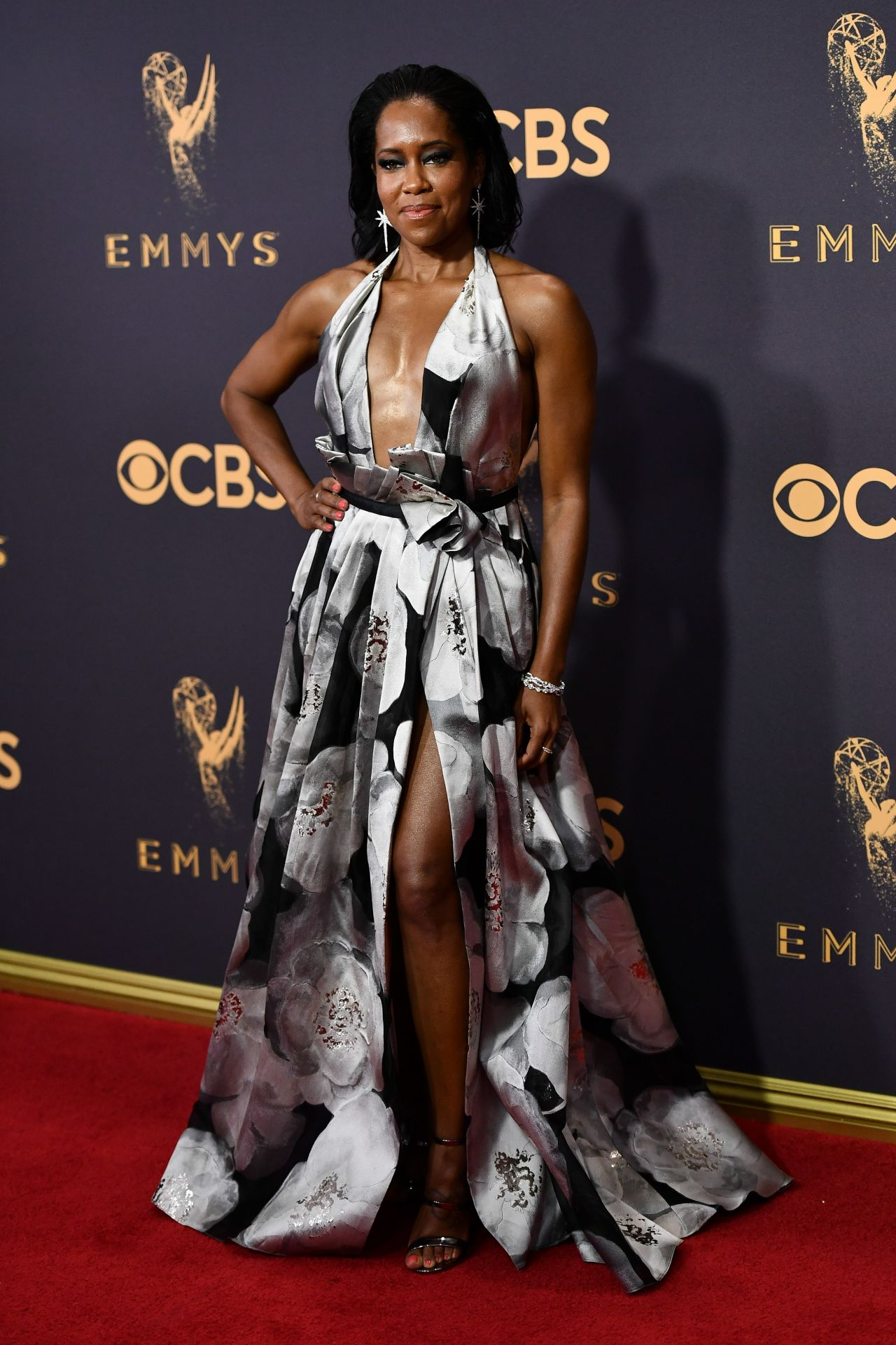 Regina King Emmy Awards In Los Angeles 09 17 2017