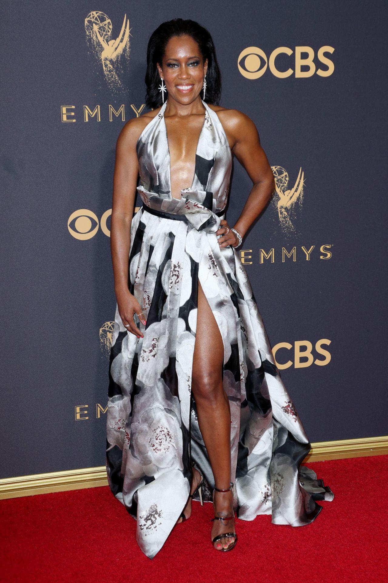 Regina King – Emmy Awards in Los Angeles 09/17/2017