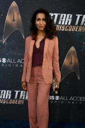 "Rekha Sharma – ""Star Trek: Discovery"" TV Show Premiere in Los Angeles 09/19/2017"