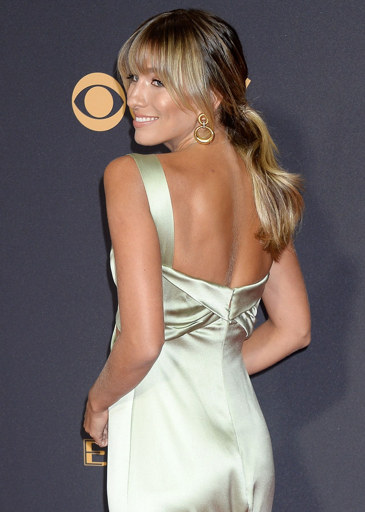 Renee Bargh Emmy Awards In Los Angeles 09 17 2017