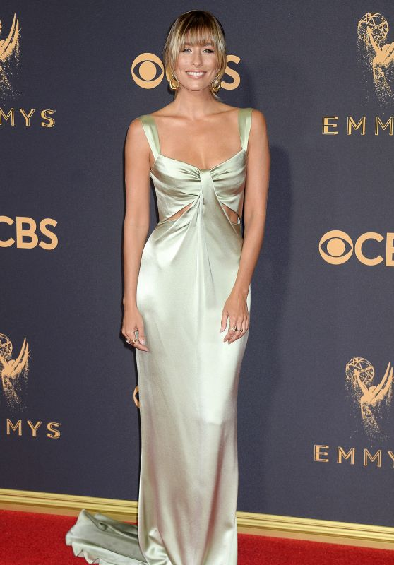 Renee Bargh – Emmy Awards in Los Angeles 09/17/2017