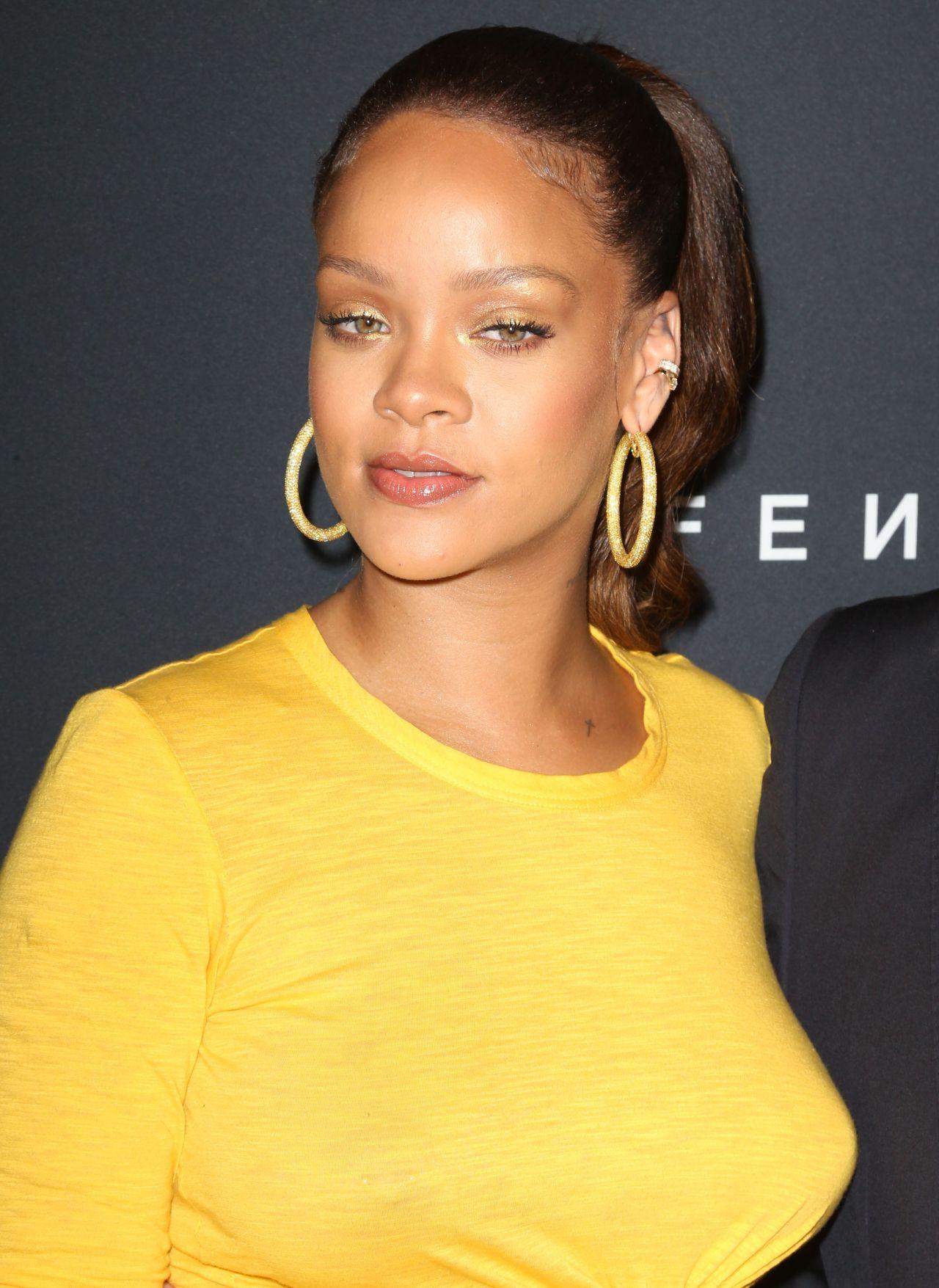 Rihanna - Fenty Beauty By Rihanna Launch in NYC 09/07/2017 Rihanna