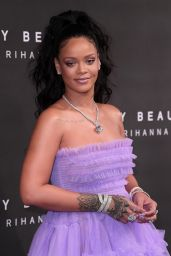 Rihanna - Fenty Beauty Launch Party in London 09/19/2017