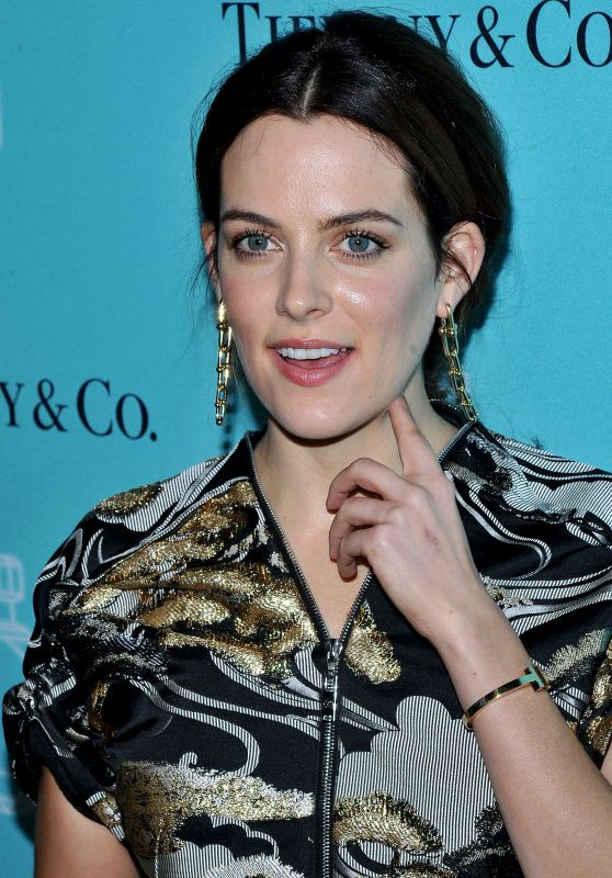 Riley Keough – Tiffany & Co Fragrance Launch in NYC 09/06/2017