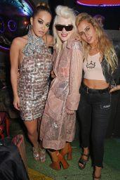 Rita Ora - LOVE Magazine x Miu Miu Party in London 09/18/2017