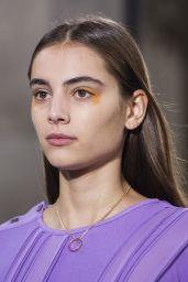 Romy Schönberger - Atlein Show at Paris Fashion Week 09/28/2017