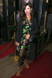 """Ronni Ancona – """"Ink"""" Play at West End Transfer in London 09/19/2017"""
