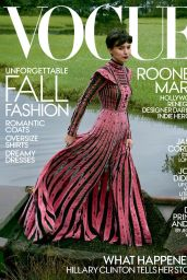 Rooney Mara - Vogue Magazine US October 2017 Issue