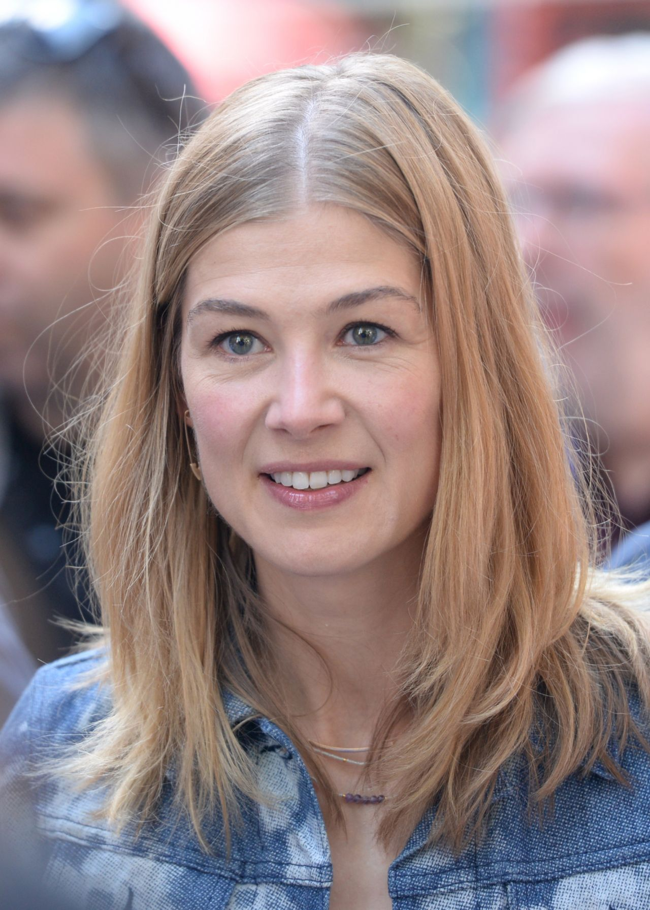 Rosamund Pike Telluride Film Festival In Colorado 09 02 2017