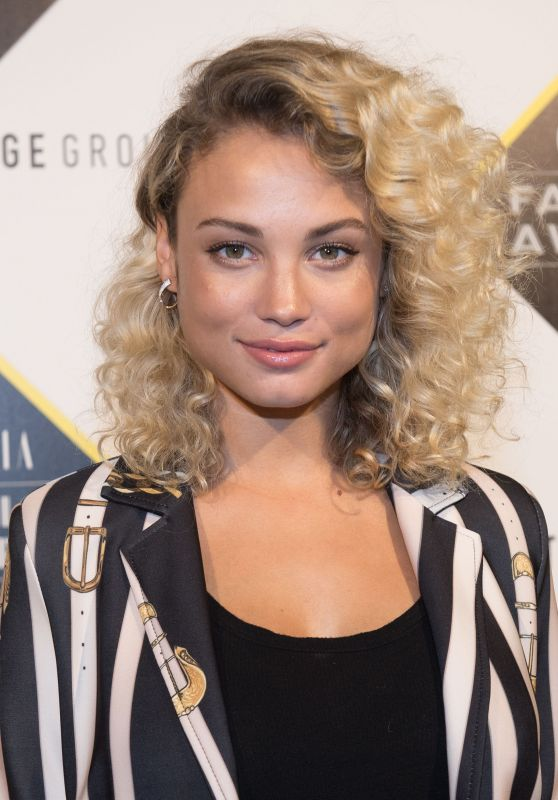 Rose Bertram - Grazia Fashion Awards 2017 in Amsterdam 08/29/2017