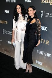 "Rumer Willis & Demi Moore – ""Empire"" and ""Star"" Celebrate Fox's New Wednesday Night Lineup in NYC 09/23/2017"