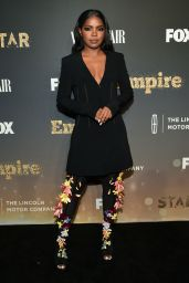 "Ryan Destiny – ""Empire"" and ""Star"" Celebrate Fox's New Wednesday Night Lineup in NYC 09/23/2017"