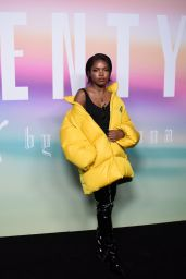 Ryan Destiny – Fenty Puma Show at NYFW 09/10/2017