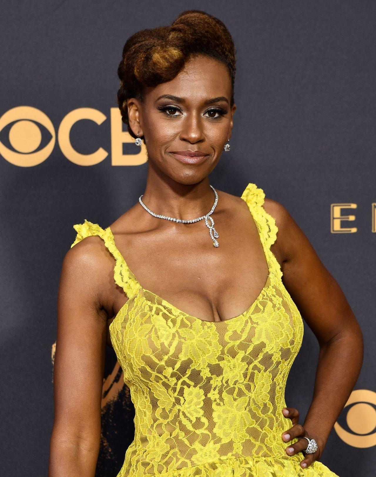 Ryan Michelle Bathe Emmy Awards In Los Angeles 09 17 2017