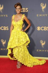 Ryan Michelle Bathe – Emmy Awards in Los Angeles 09/17/2017
