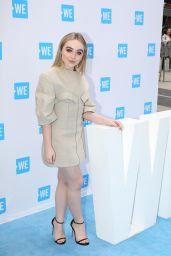 """Sabrina Carpenter – """"We Day"""" Charity Event in Toronto 09/28/2017"""