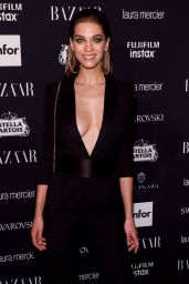 Samantha Gradoville – Harper's Bazaar ICONS Party in New York 09/08/2017