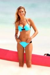 Sandra Kubicka Bikini Photoshoot - Tulum 09/14/2017
