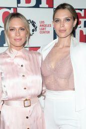 Sara Foster & Erin Foster – LGBT Center's Vanguard Awards 2017 in Los Angeles
