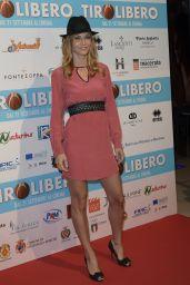 """Sara Zanier – """"Tiro Libero"""" Premiere in Rome, Italy 09/18/2017"""