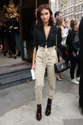 Sarah Ellen – Topshop Show in London 09/17/2017