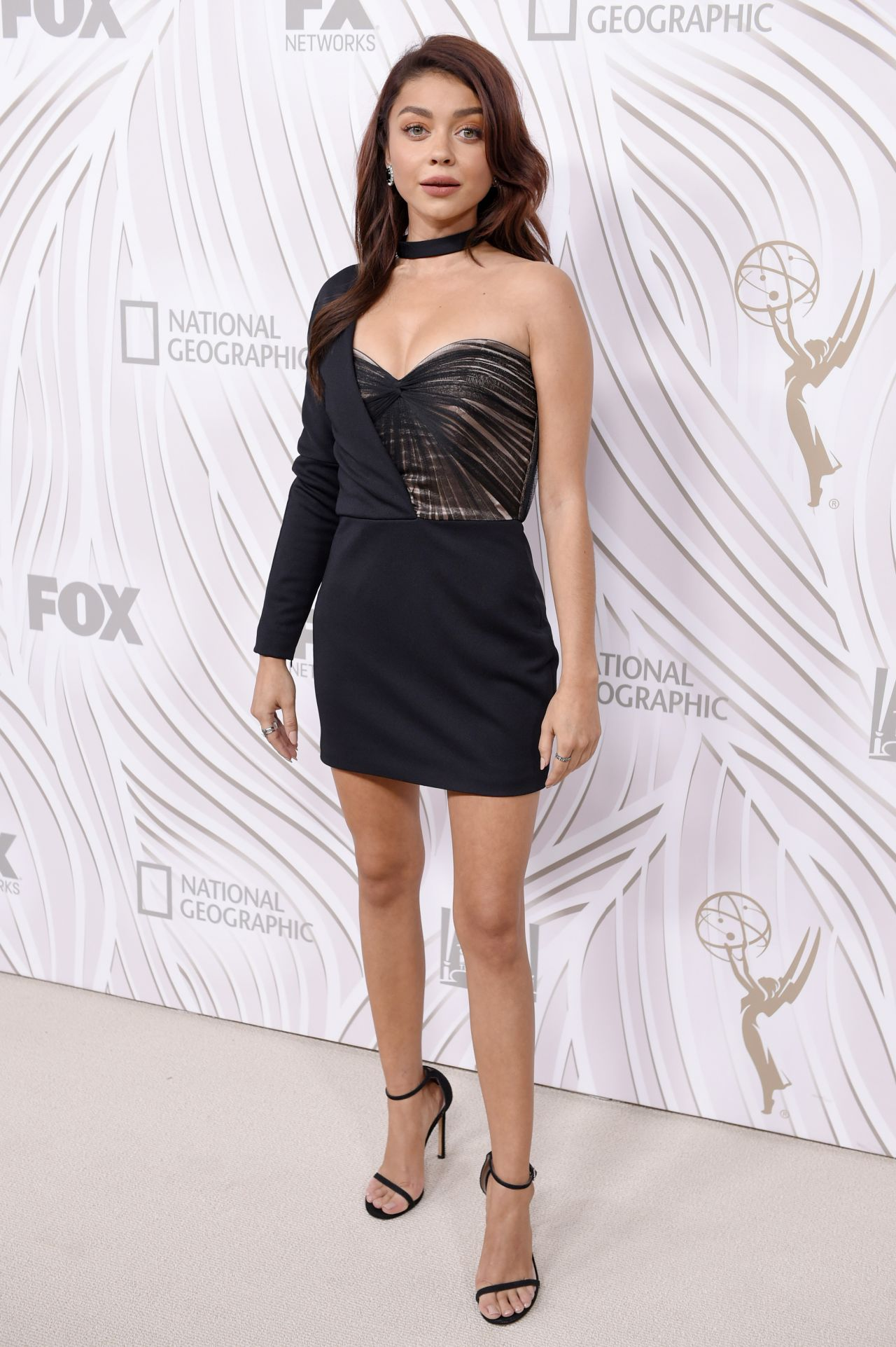Sarah Hyland Emmy Awards After Party