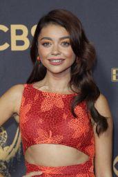Sarah Hyland – Emmy Awards in Los Angeles 09/17/2017