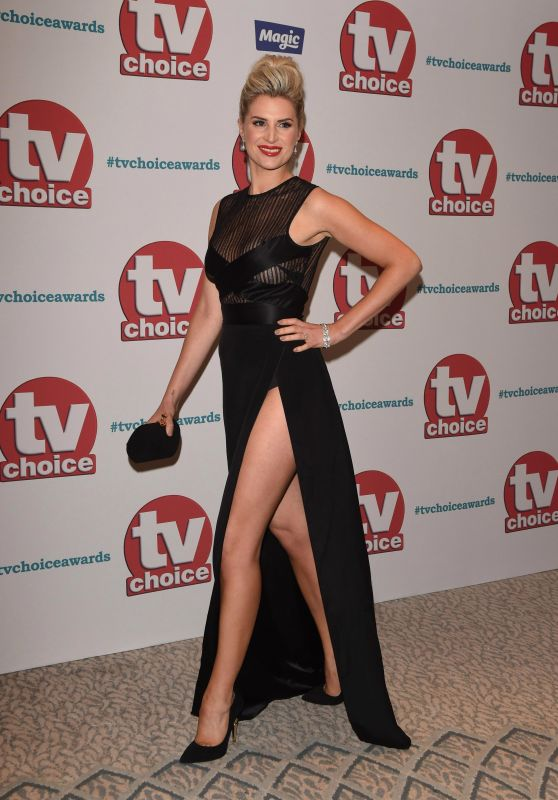 Sarah Jayne Dunn – 2017 TV Choice Awards in London