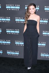 Sarah Jeffery – Mercy For Animals Annual Hidden Heroes Gala in Los Angeles 09/23/2017