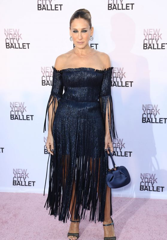 Sarah Jessica Parker – New York City Ballet's 2017 Fall ...