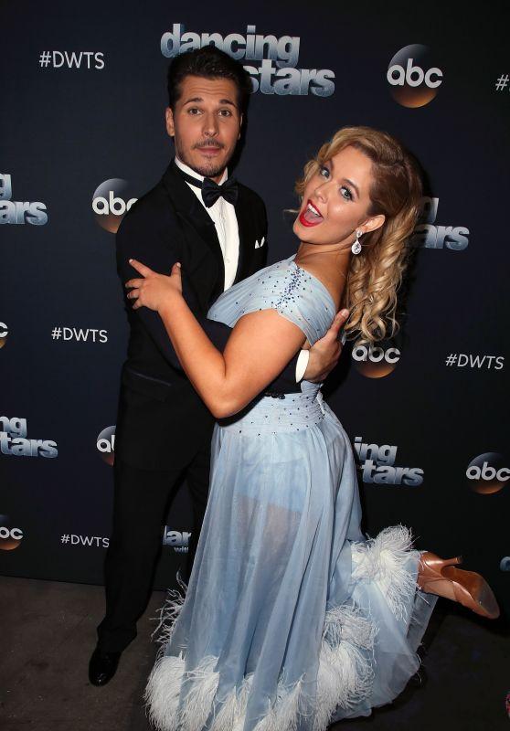 Sasha Pieterse - DWTS Season 25 at CBS Televison City in LA 09/25/2017
