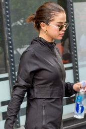Selena Gomez - Exits a SoulCycle Class in NYC 09/12/2017