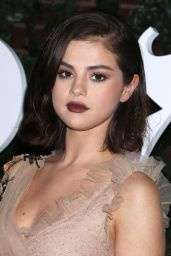 Selena Gomez – The Business of Fashion 500 Gala at NYFW 09/09/2017