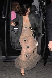 Selena Gomez – The Business of Fashion 500 Gala at NYFW 09/09/2017