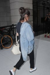 Selena Gomez - Woody Allen Movie Set in New York 09/18/2017