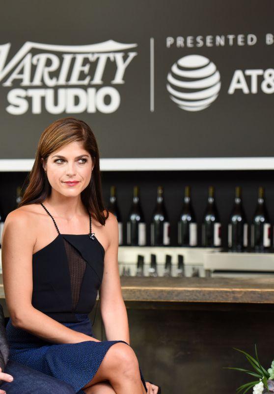 Selma Blair – Variety Studio at TIFF in Toronto 09/10/2017