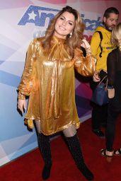 Shania Twain – America's Got Talent Live Show in LA 09/20/2017