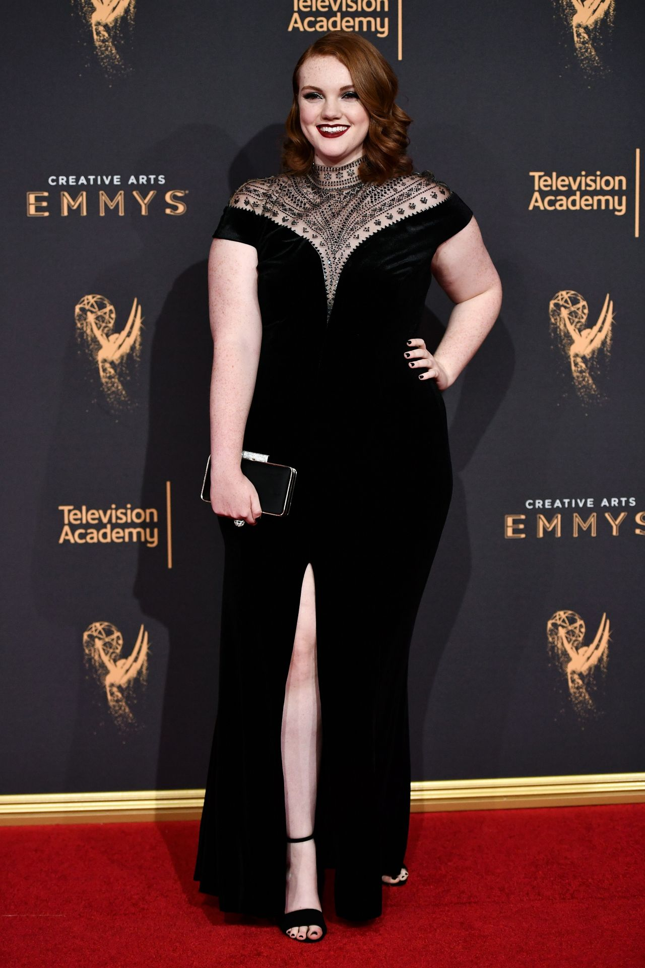 Shannon Purser Creative Arts Emmy Awards In Los Angeles