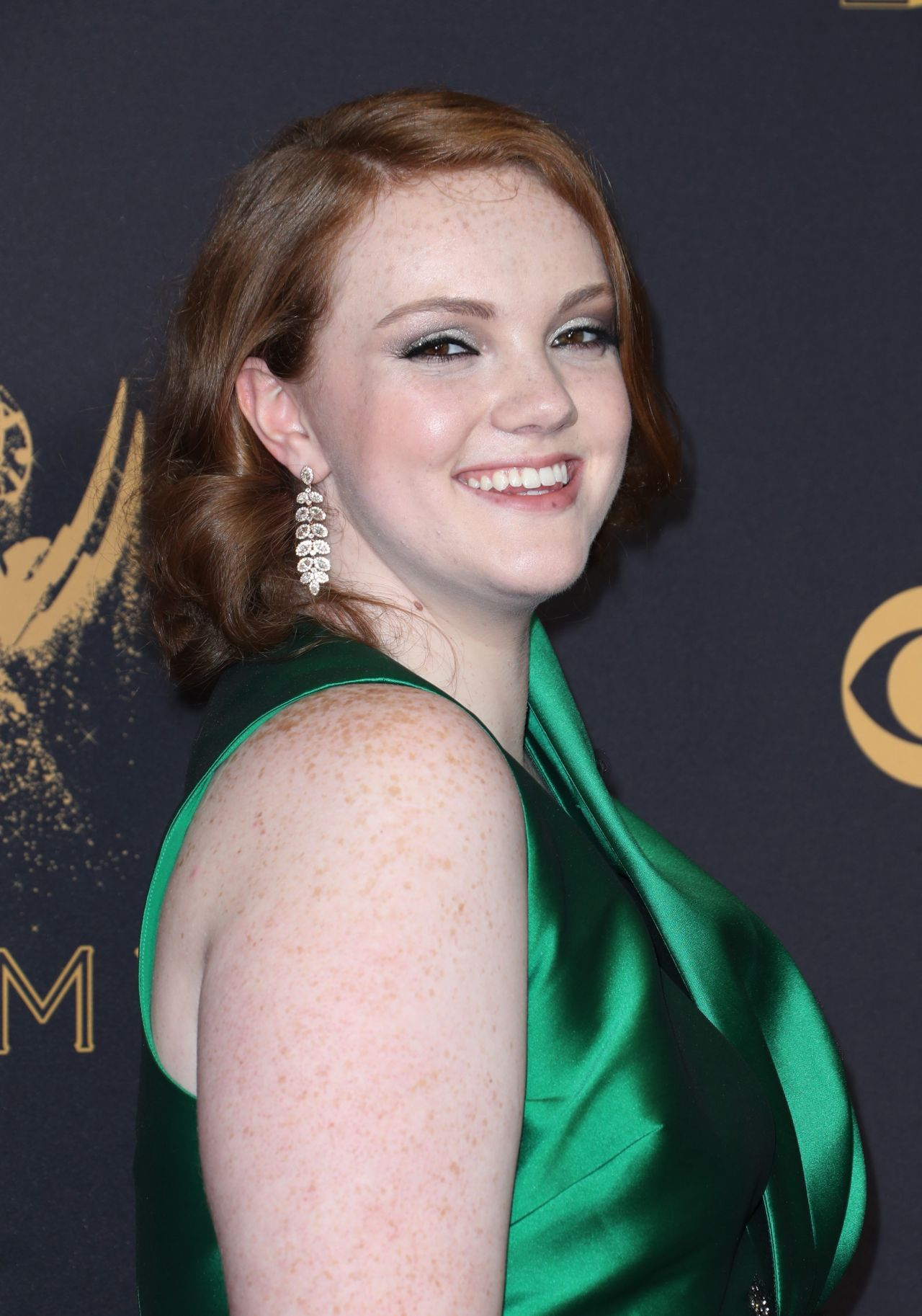 Shannon Purser Emmy Awards In Los Angeles 09 17 2017
