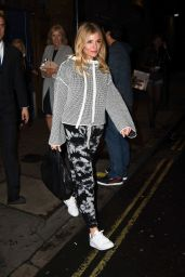 Sienna Miller - Leaving Apollo Theatre in London 09/05/2017