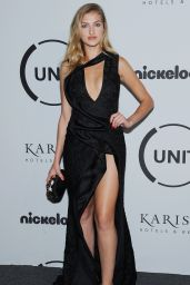 Simona Andrejic – UNITAS Gala at NYFW in New York 09/12/2017