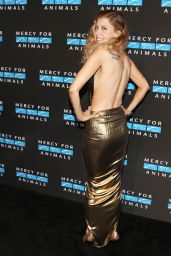 Simone Reyes – Mercy For Animals Annual Hidden Heroes Gala in Los Angeles 09/23/2017