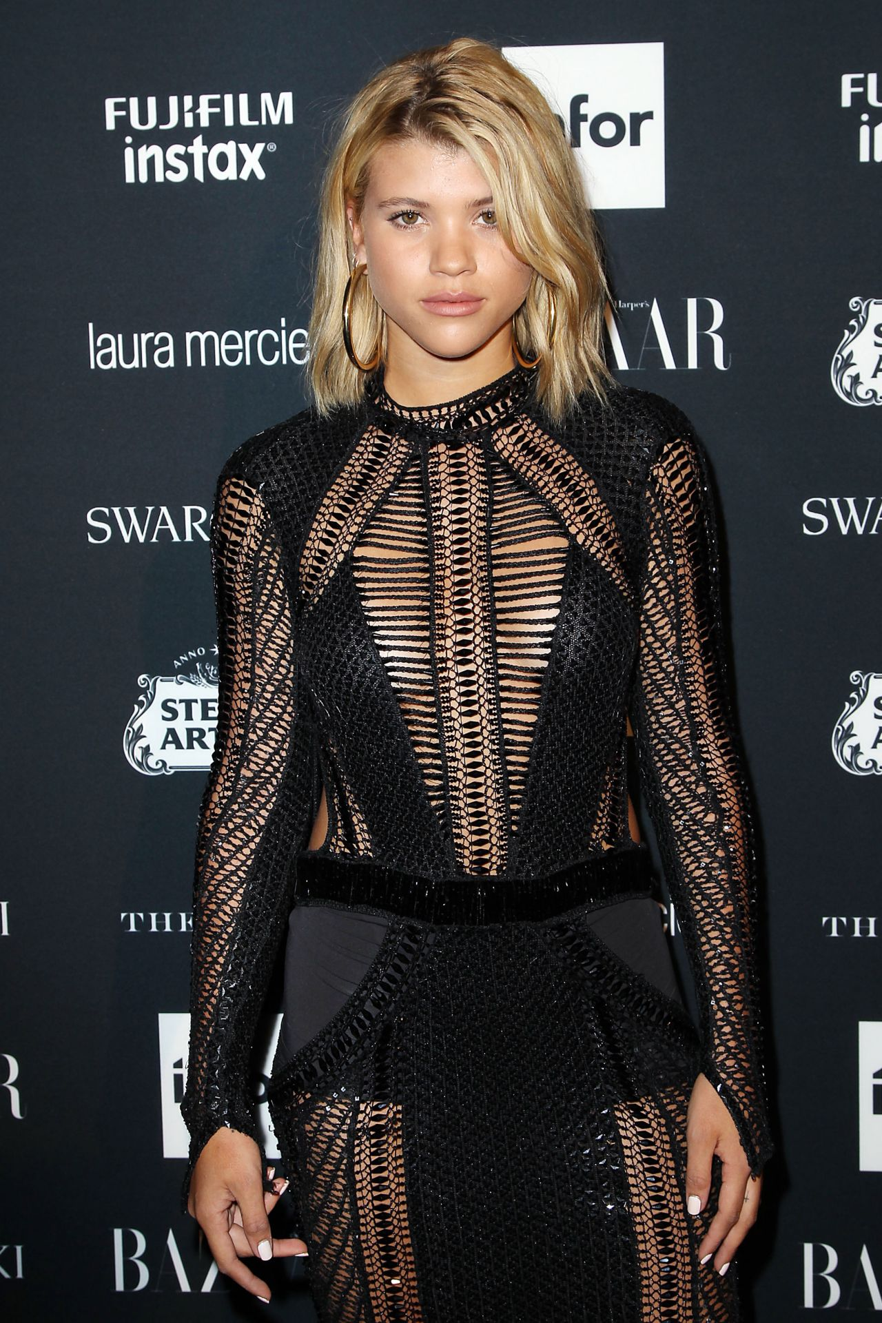 Sofia Richie Harper S Bazaar Icons Party In New York 09