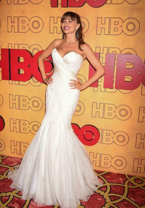 Sofia Vergara – HBO's Post Emmy Awards Party in LA 09/17/2017