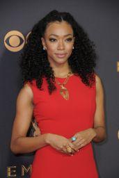Sonequa Martin-Green – Emmy Awards in Los Angeles 09/17/2017