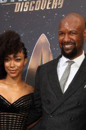 "Sonequa Martin-Green – ""Star Trek: Discovery"" TV Show Premiere in Los Angeles 09/19/2017"